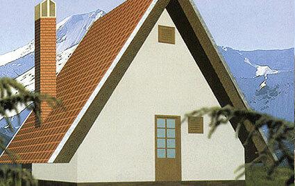 Montažna kuća Golija 30 slika