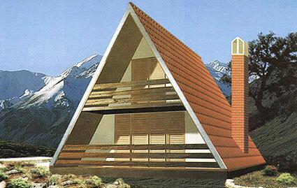 Montažna kuća Golija 64 slika