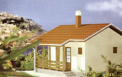 Montažna kuća TIP 36 slika
