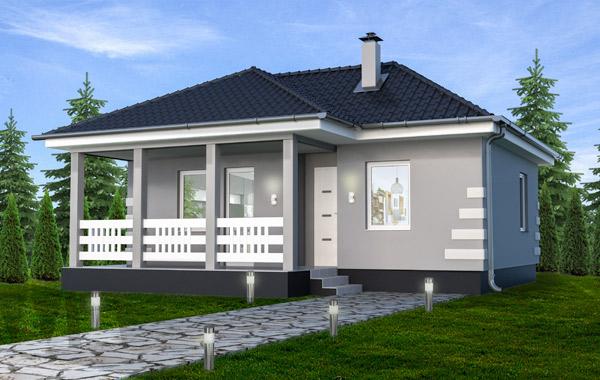 Montažna kuća TIP 57