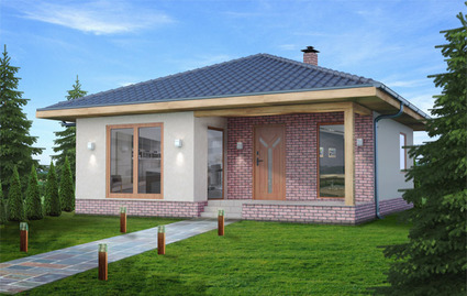 Montažna kuća Verona