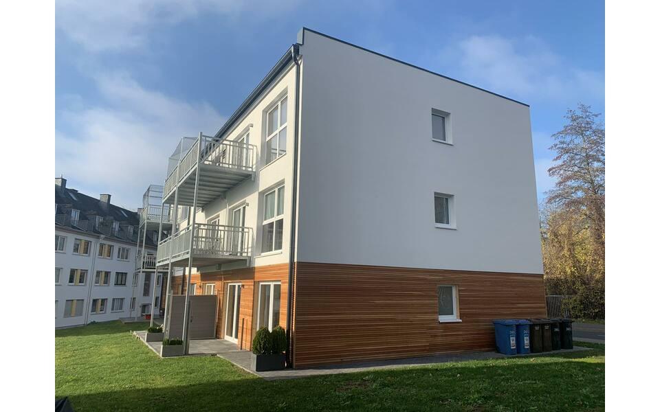 Korak dalje - trospratna stambena zgrada u Nemačkoj