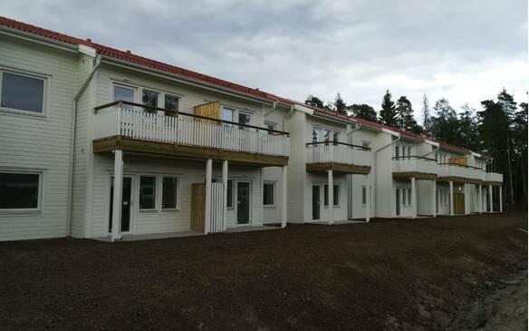 Veliko naselje u Švedskoj