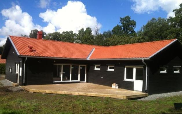 Završena montažna kuća ERLIN